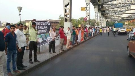 Howrah Bridge, Kolkata, West Bengal