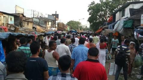 NHF Howrah District Unit Organised a Mass Meeting against ADB